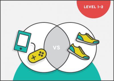 Offline vs Online [Games]